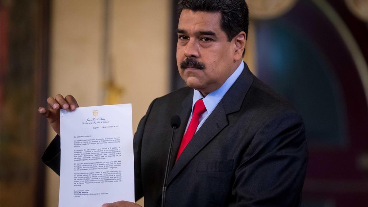 Venezuela tiene el potencial para ser independiente en lo económico — Maduro