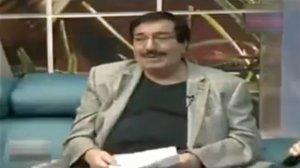 Pepe Ruiz, en el vídeo en que se burla del coronavirus.