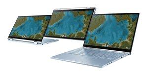 Nuevos Chromebook con Google.