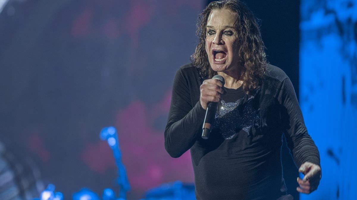 Ozzy Osbourne, en el Rock Fest