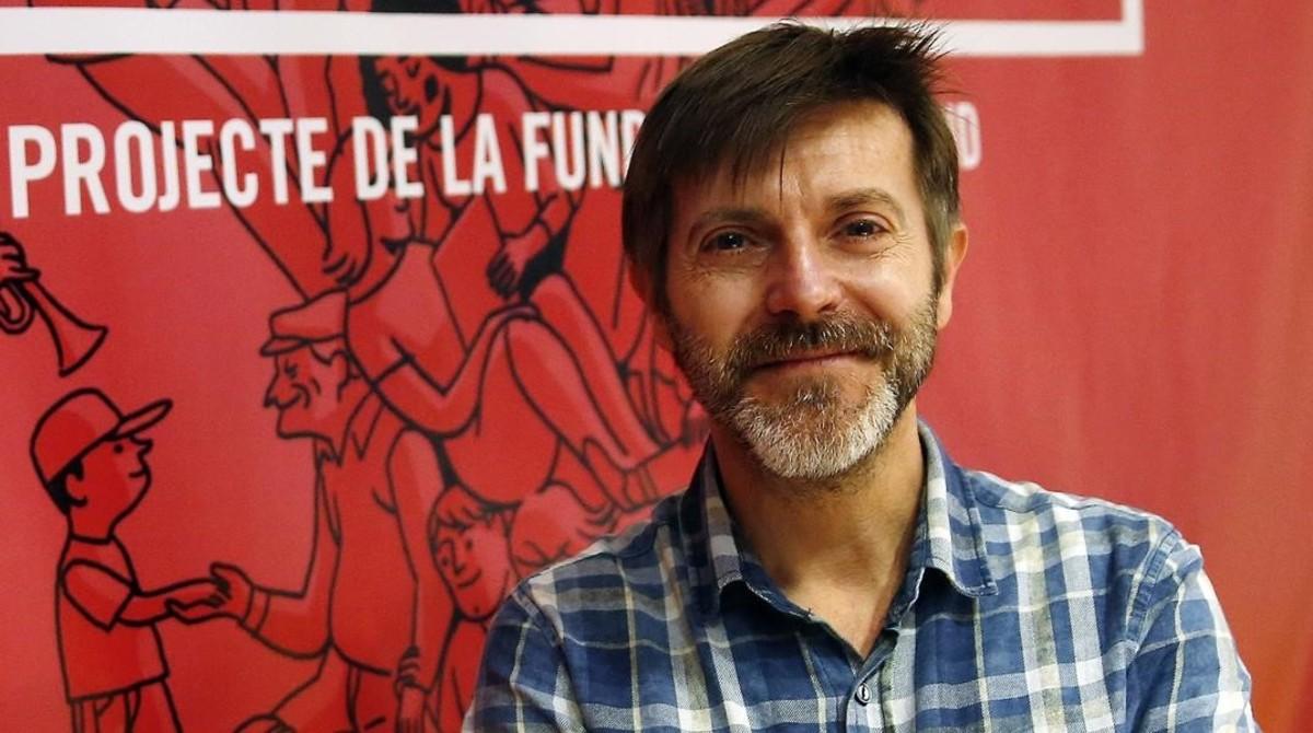 Paco Roca, uno de los nominados a los Eisner.