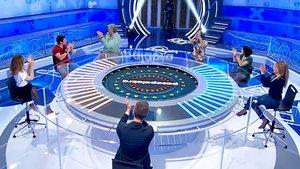 Així va ser l'exitosa estrena de 'Pasapalabra' a Antena 3, que continua despuntant amb el seu tortell
