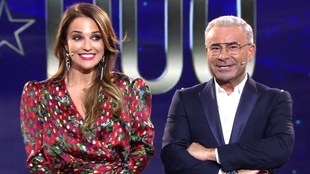 Jorge Javier Vázquez pone en un aprieto a Paula Echevarría en 'GH Dúo'