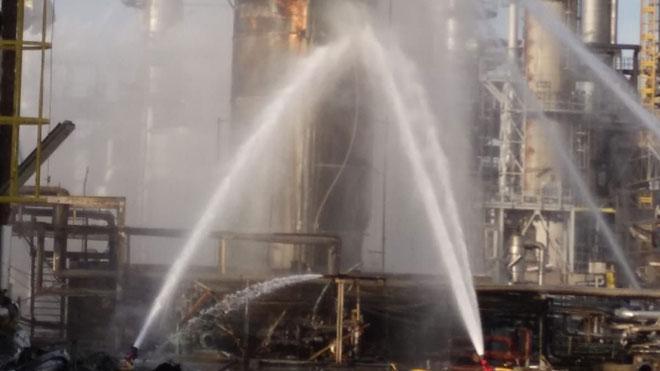 Explosió a Tarragona: Acaba el transvasament del tanc d'òxid de propilè d'Iqoxe | Última hora en directe