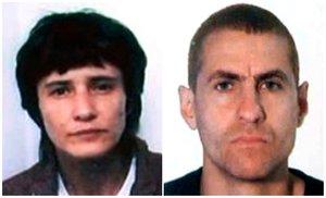 Los presuntos líderes del grupo terrorista Resistencia Galega, Antón García ('Toninho') y Asunción Losada.