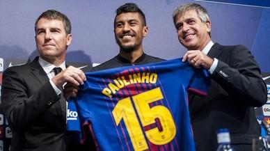 El Barça retoca la dirección técnica