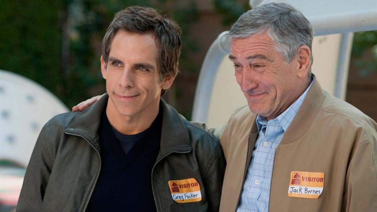 Robert De Niro y Ben Stiller protagonizan Ahora los padres son ellos.