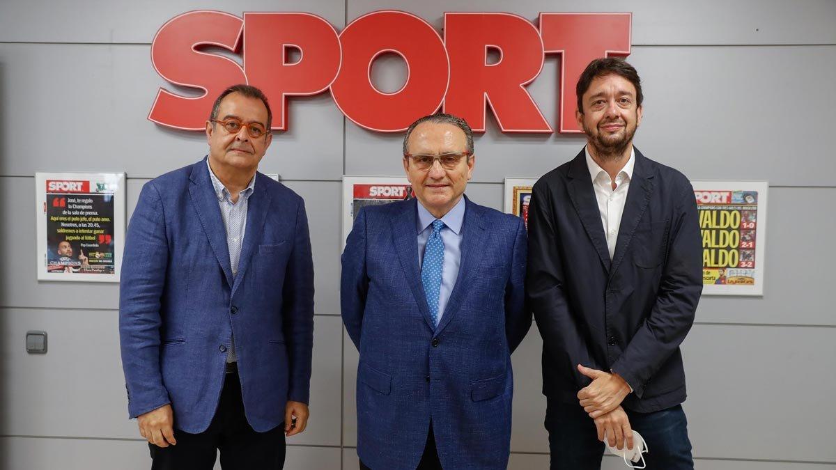 Albert Sáez, nou director del diari 'Sport'