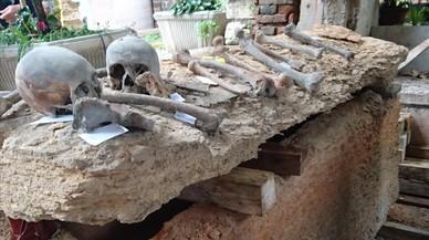 Buscando la tumba del gran maestre de los templarios