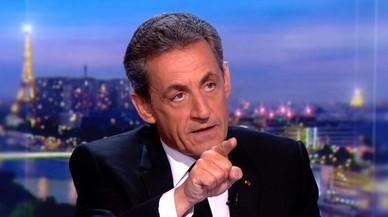 Sarkozy dice ser víctima de una maquinación del clan Gadafi