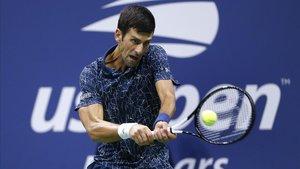 Novak Djokovic, en una imagen de archivo.