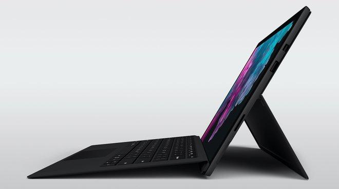 Microsoft treu tres nous productes, entre els quals l'esperat Surface Pro 6