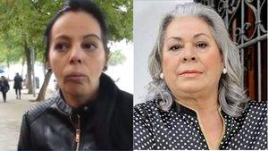 L'amant de Chiquetete, expulsada del tanatori per Carmen Gahona