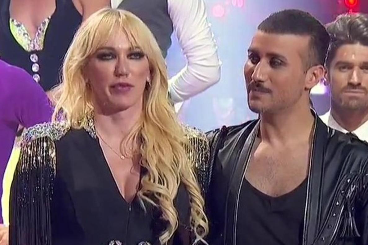 Topacio Fresh se convierte en la primera expulsada de 'Bailando con las estrellas'