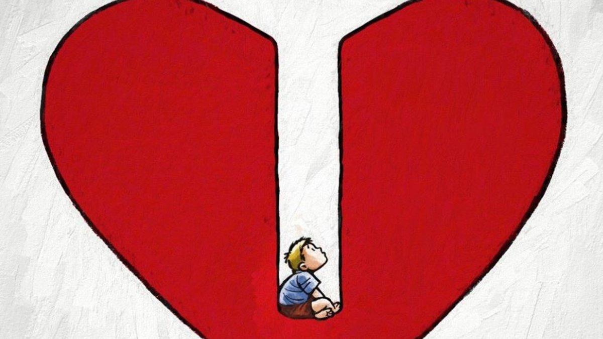 Una ilustración de apoyo a Julen.
