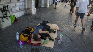 Més de 8 milions de persones pateixen exclusió social a Espanya
