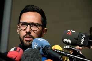 El Tribunal Europeu de Drets Humans desestima la demanda de Valtònyc contra Espanya