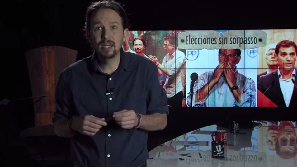 Vídeo de Pablo Iglesias en La Tuerca.