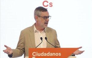 Ciudadanos ampliará su ejecutiva para incluir más afines a Rivera