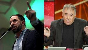 Vox veta a laSexta de su sede en las elecciones andaluzas y Ferreras responde