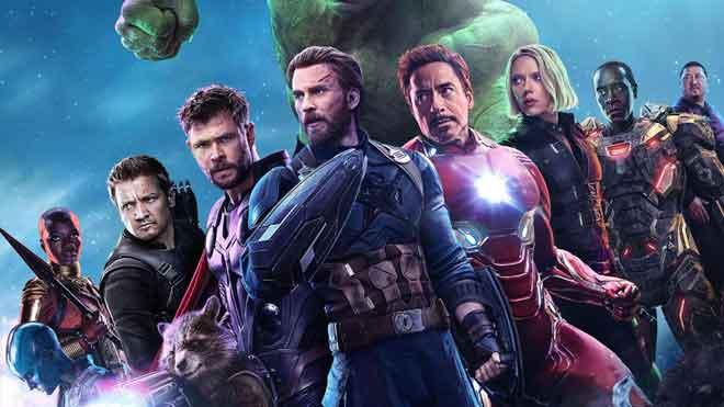 'Vengadores: Endgame', la lírica dels superherois