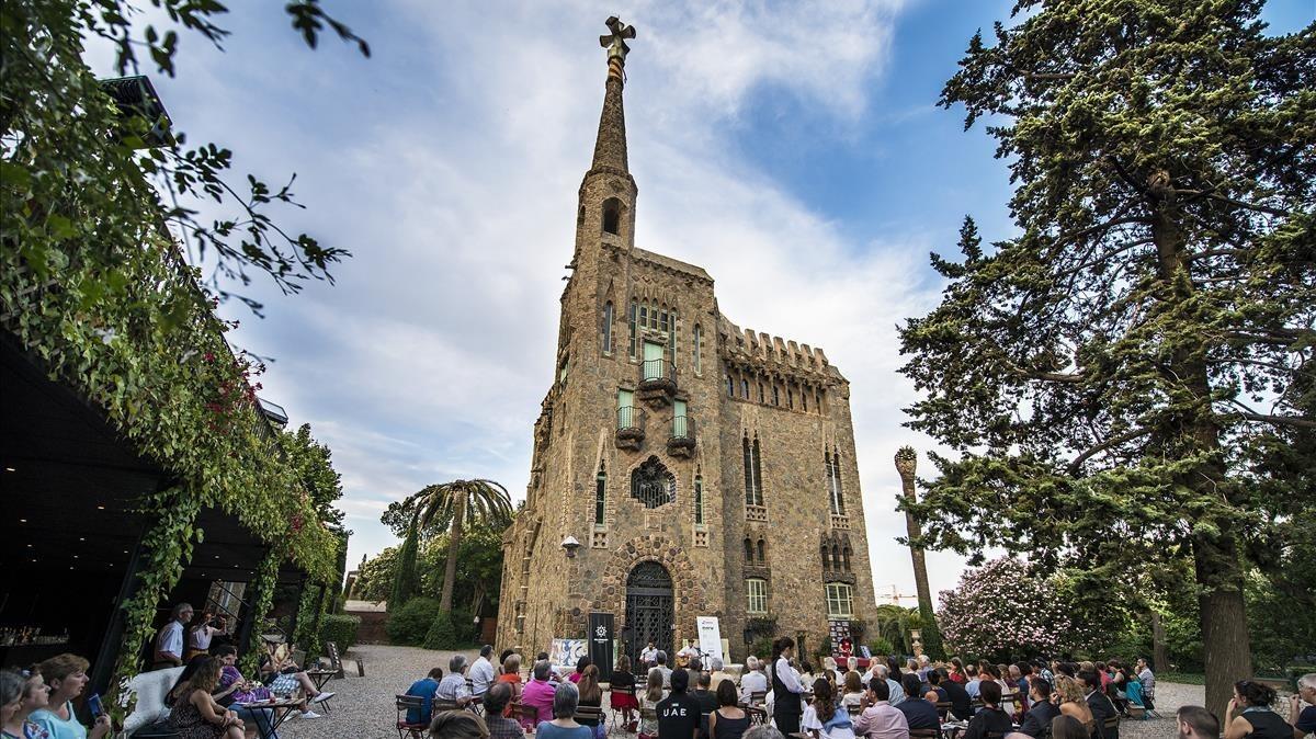 Torre Bellesguard.