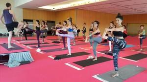 Beneficis psicològics del ioga
