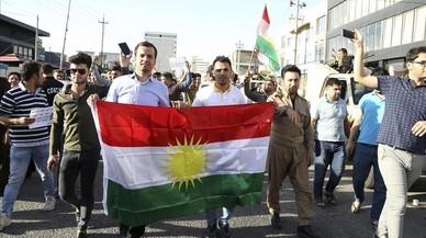 ¿Per què els kurds de l'Iraq congelen el referèndum?