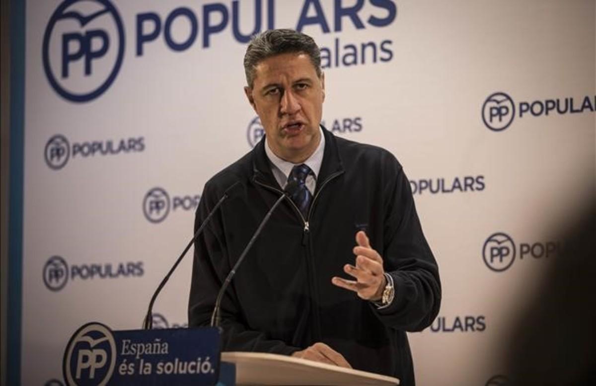 El diptuado del PPC, Xavier García Albiol.