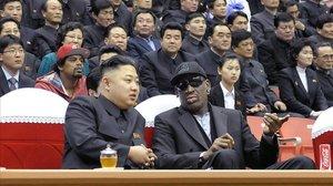 Kim va demanar la visita de jugadors de l'NBA per negociar la desnuclearització