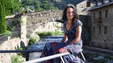 """Noemí Busquets: """"El dialecto y la danza me integraron en el Pallars"""""""