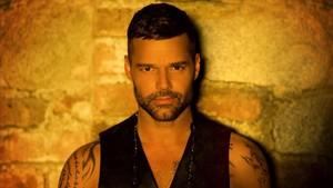 El cantante puertorriqueño Ricky Martin actúa este martes en Tarragona.