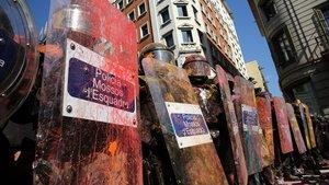 Sondeig: Els catalans aproven l'actuació dels Mossos durant els disturbis