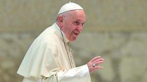 El Papa visitarà Espanya «quan hi hagi pau»