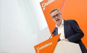 """Villegas assegura que Ciutadans """"donarà la campanada"""" diumenge"""