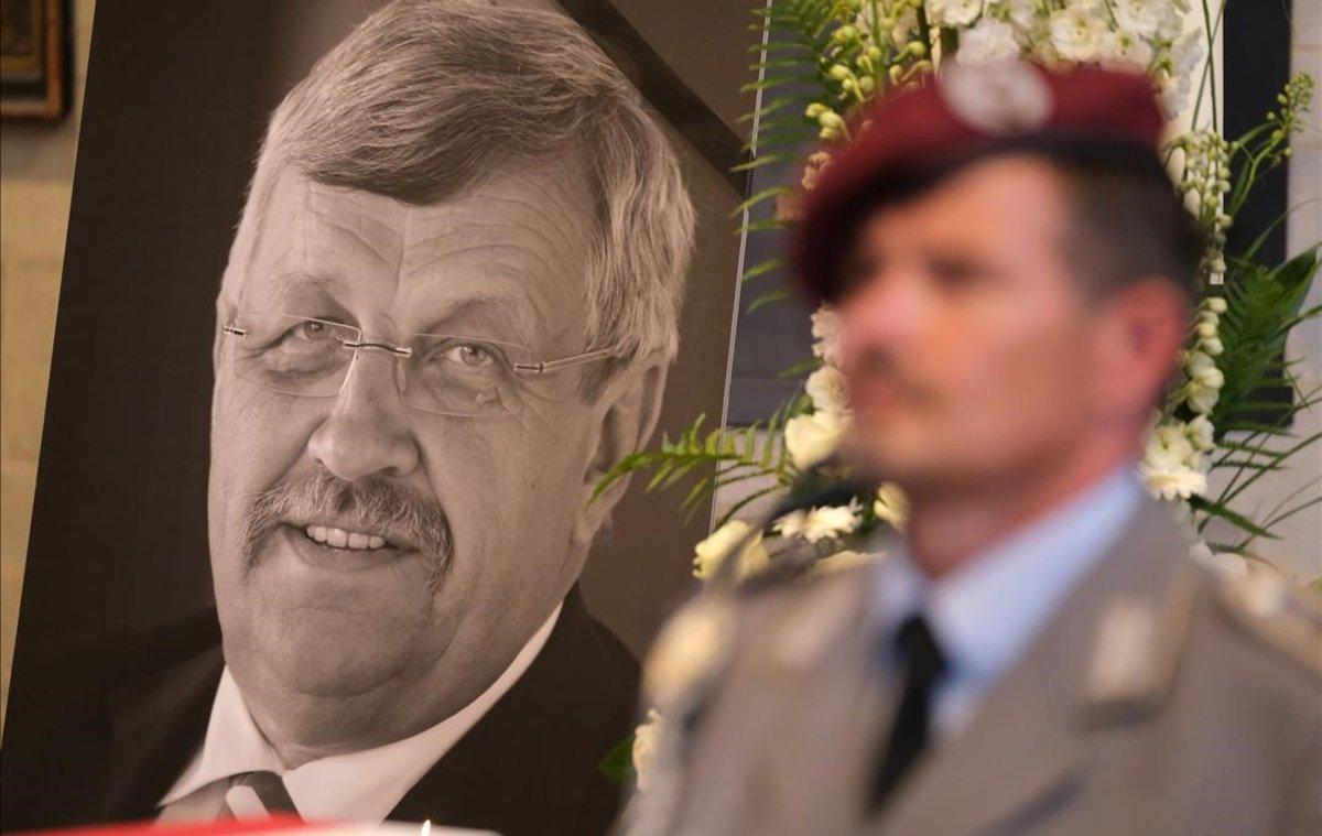 Detingut un ultradretà per l'assassinat d'un polític alemany