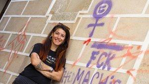 Cristina Madrid: «Les resilients som totes les que lluitem contra l'imposat»