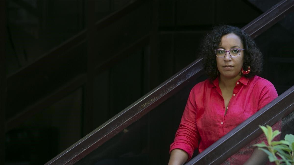 """Najat El Hachmi: «A l'islam impera un fonamentalisme salvatge"""""""