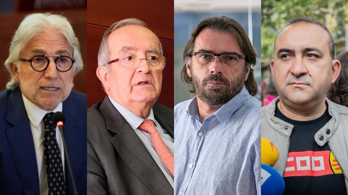 Foment, Pimec, UGT y CCOO pactan una declaración en favor del diálogo político