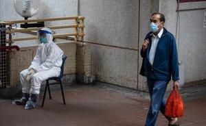 Famílies de menors xinesos denuncien discriminacions pel coronavirus