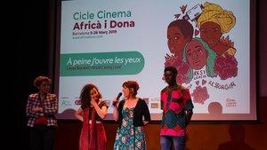 Un festival mostra les pel·lícules de les noves directores africanes