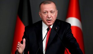 Erdogan rebrà Merkel i Macron per decidir el futur dels refugiats