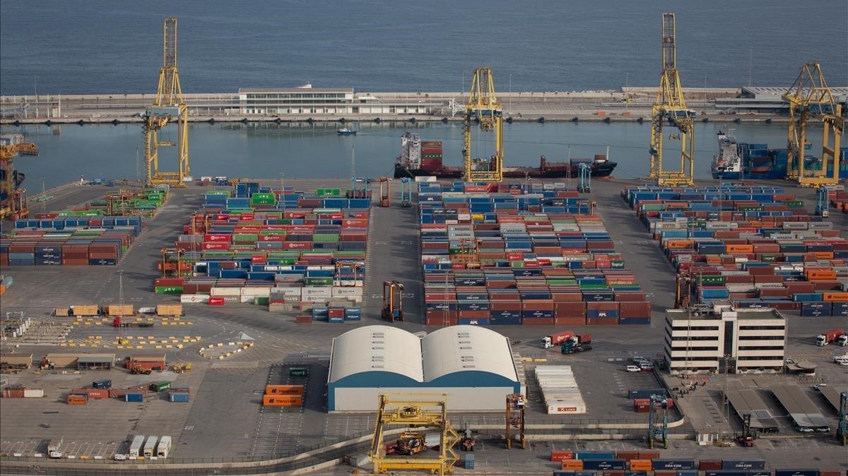 El Port de Barcelona serà la porta d'entrada a Europa d'un port asiàtic