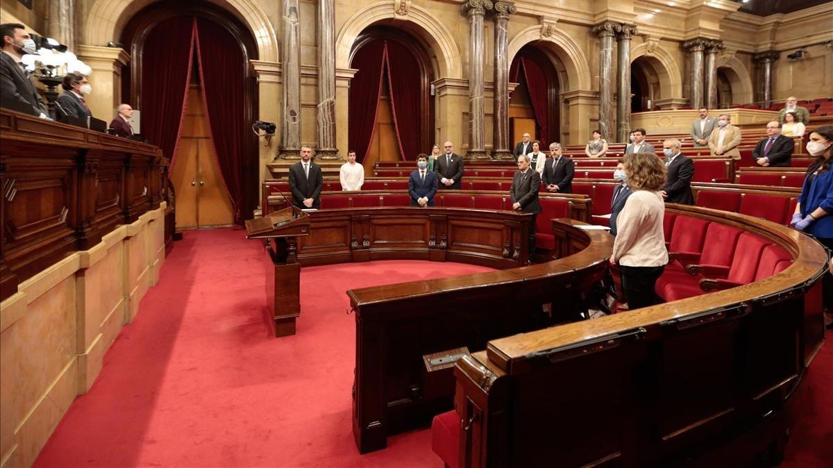 L'oposició demana a Torra que aclareixi l'horitzó electoral