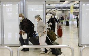 Espanya aixecarà la quarantena als turistes l'1 de juliol