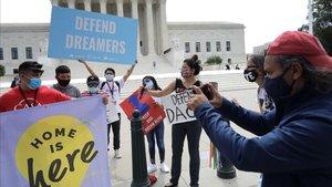 El Suprem dels EUA sentencia a favor dels migrants que van arribar al país sent menors