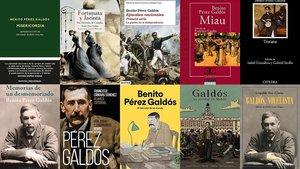 10 libros galdosianos para celebrar el centenario