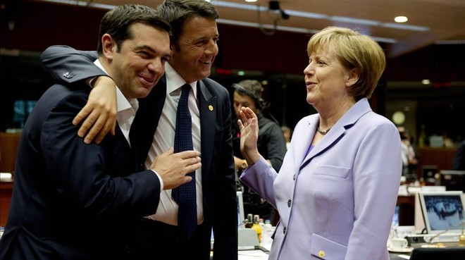 Alemania ganó 2.900 millones de euros con el rescate de Grecia