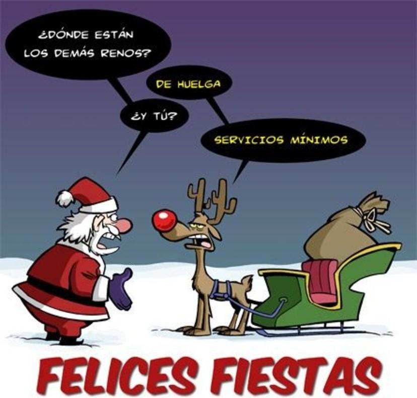 Felices fiestas 10 frases e ideas graciosas para - Felicitaciones de navidad originales para ninos ...