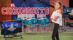 television programas El chiringuito de jugones Maty Fenoy 20170712
